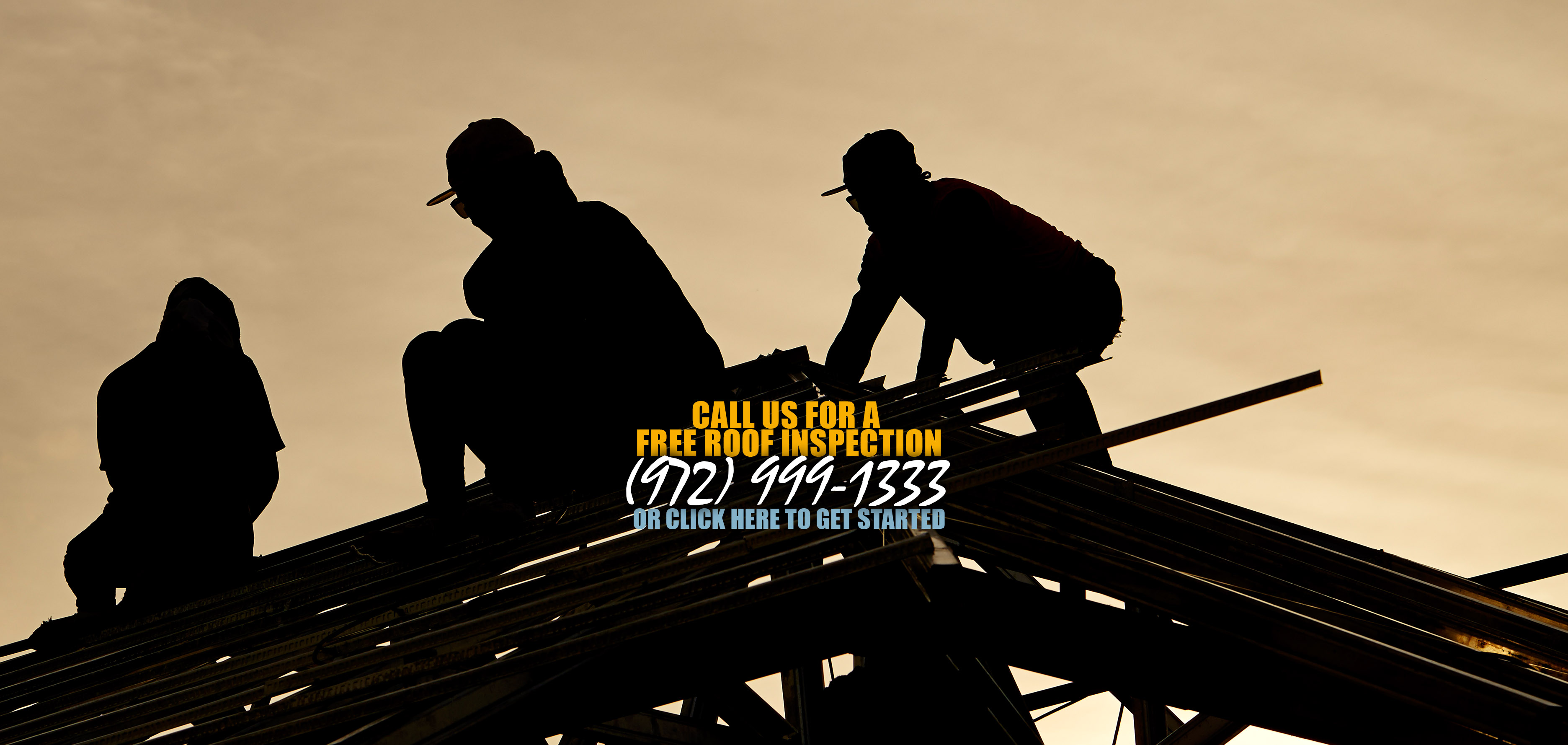 Roofing Company in Frisco Texas